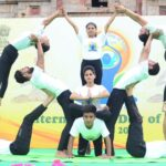 Yoga for Kids Health in Physical, Mental, Social, Emotional and Spiritual Fields