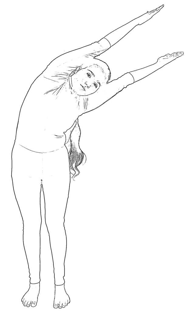 Standing Spinal Twist Yoga Pose (Katichakrasana) Steps and Benefits