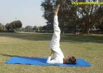 Steps and Benefits of Sarvangasana