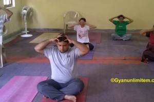 Yoga for Aged people