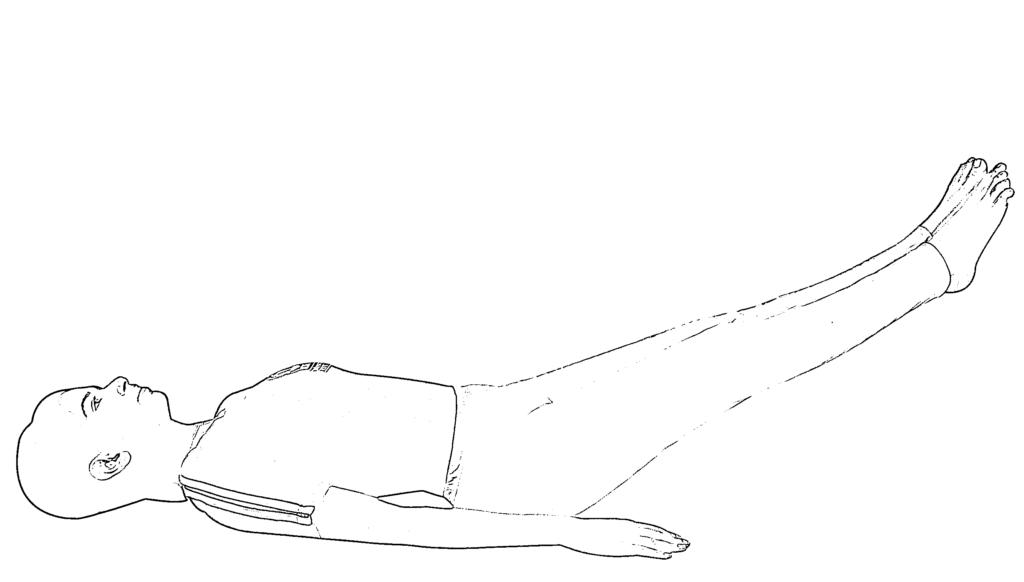 Raised Leg Yoga Pose (Uttanpadasana): Steps, Benefits and Images