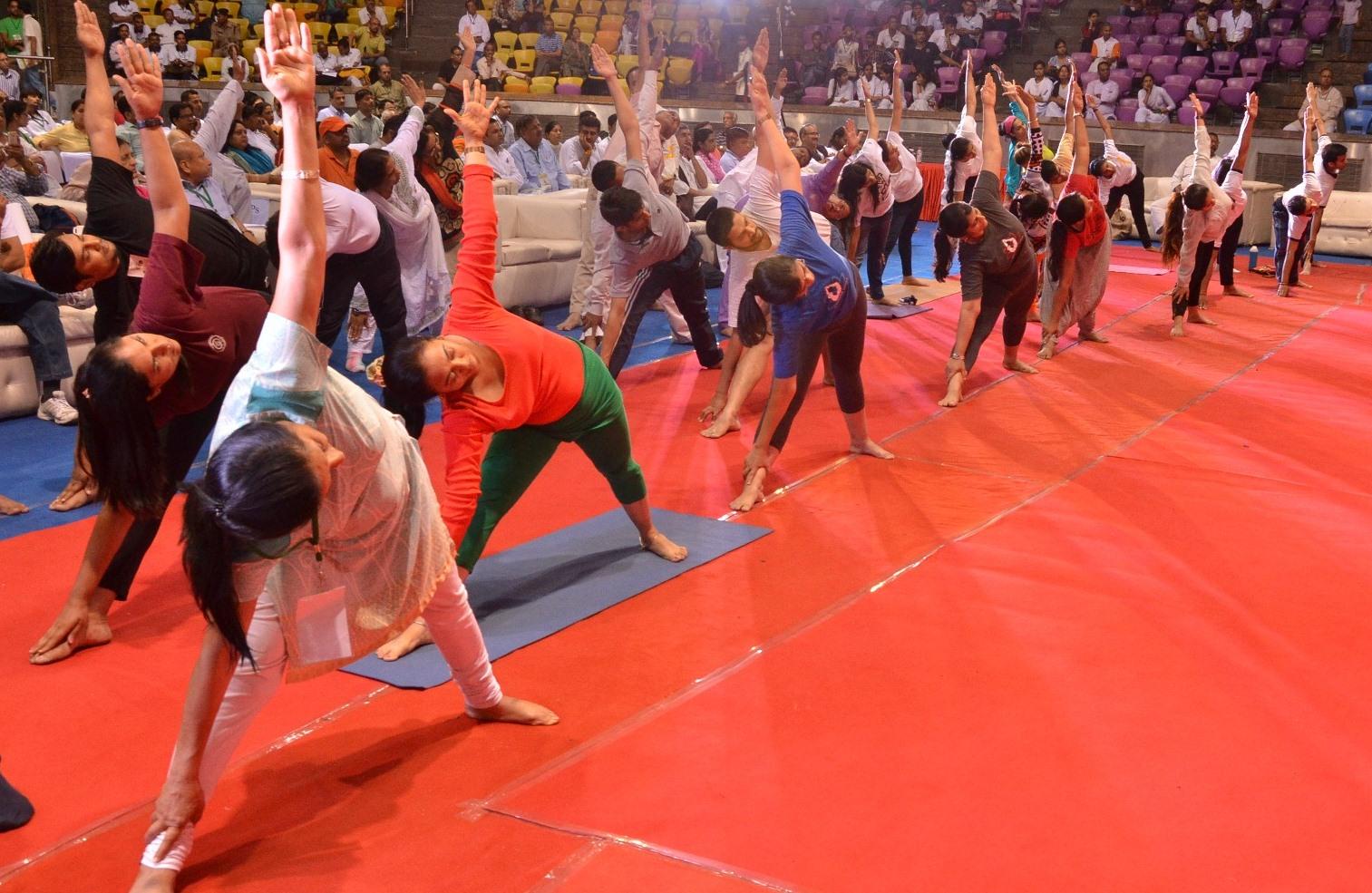 Best Yoga classes in Mumbai