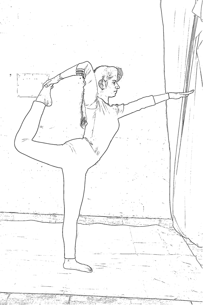 Natarajasana (Lord of the Dance Pose) Steps, Benefits and Precautions