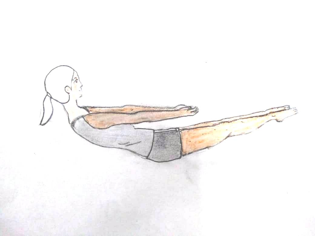 how to do navasana
