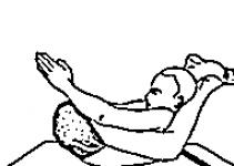 How to do Dwi Pada Kandharasana
