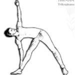 How To Do The Triangle Pose Yoga Steps, Health Benefits and Precautions
