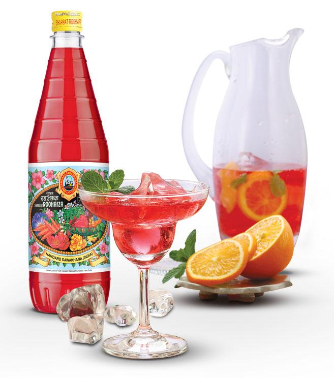 Hamdard Roohafza Sharbat Syrup Price, Ingredients And Recipes