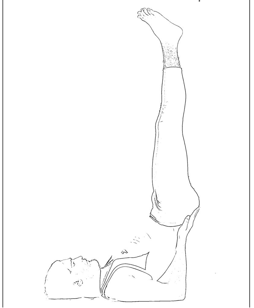 Viparita Karani (Legs-Up-the-Wall Pose) Steps, Benefits And Precautions