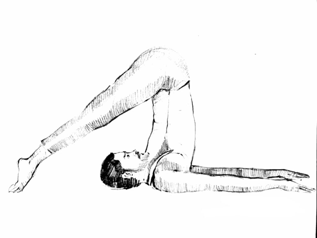How to do Plow Pose: Steps, Benefits and Precautions