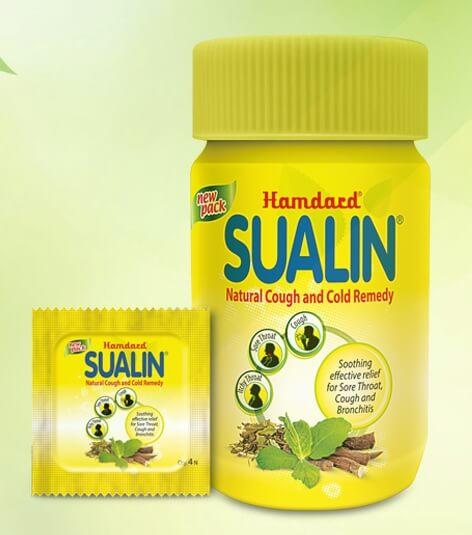 Hamdard Sualin tablet benefits and ingredients